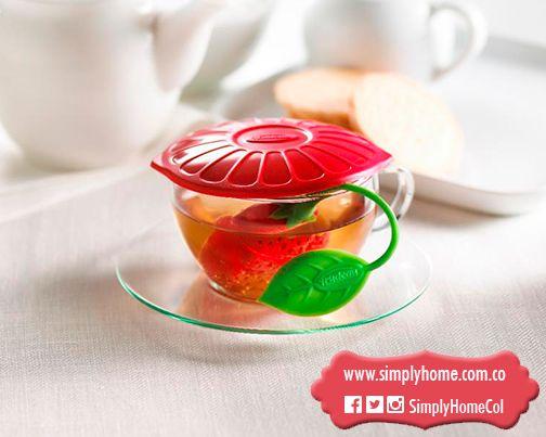 Sirve el té de una manera diferente #Christmas #Gifts #Tea #SimplyHome #SimplyHomeCol #Simply #Home #Decoracion