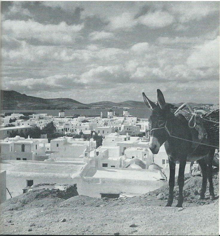 Mykonos in the 60's