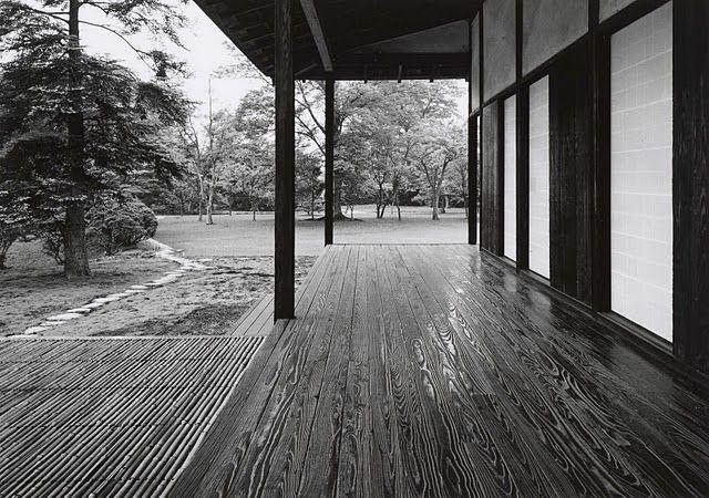 Katsura rikyu, Kyoto, 1953 by Ishimoto Yasuhiro