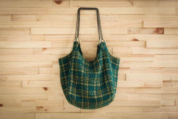 tweed: Shoulder Bags, Knits Bags, Luv Handbags, Easy Style, Tweed Fabrics, Crafts Bags, Marketing Bags, Clothesmi Style, Tweed Bags