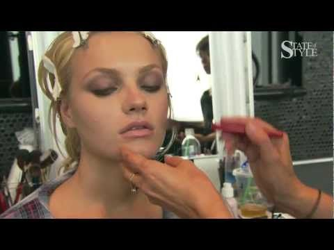 VIDEO: MAKE UP TIPS. Lisa Butler, make-up artist shows her best make-up tips to get the perfect look. #fashion #makeup #video #tutorial