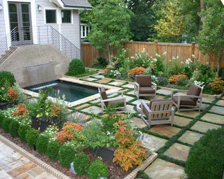 Small Backyard Design, Pictures, Remodel, Decor and Ideas - page 12