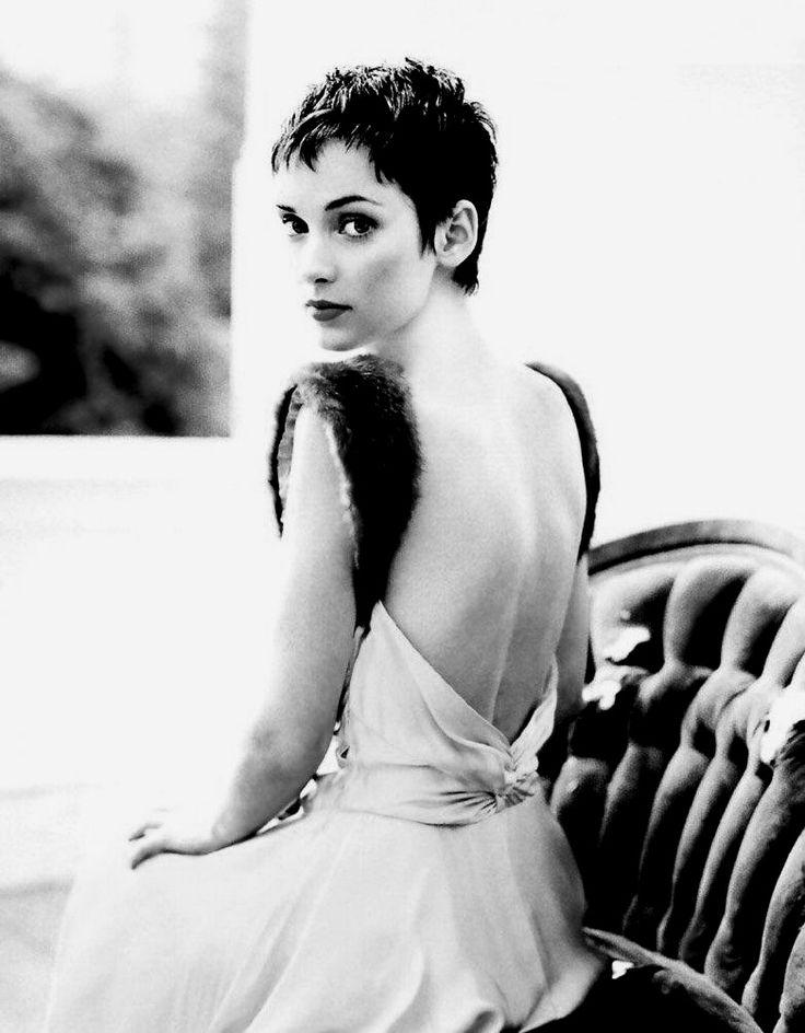 Winona Ryder. so cute!