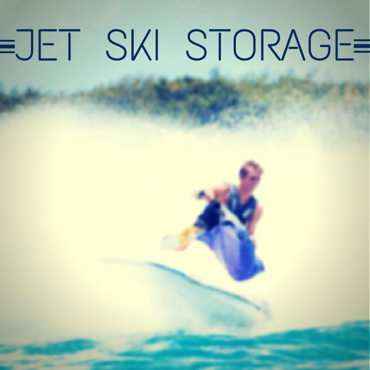 Wonderful Assured Self Storage Offers Jet Ski Storage. Donu0027t Let Your Watercraft Take  Up