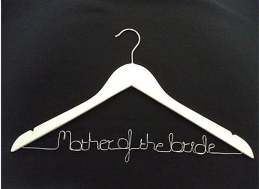 Personalised Hanger – Bridesmaid / Maid of honor / Mother of the bride | The Perfect Day 2 | The Perfect Day