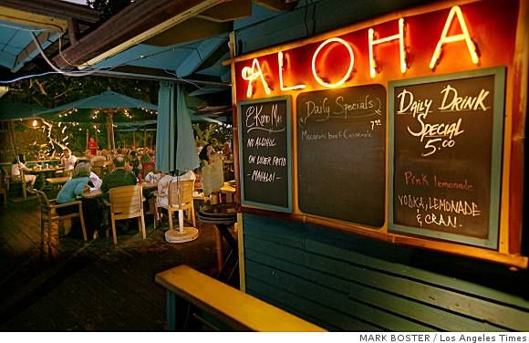 Aloha Mixed Plate, Maui - Put on your Maui list of things to do!