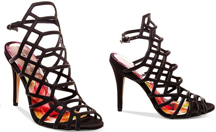 Madden Girl Directt Caged Sandals - Sandals - Shoes - Macy's