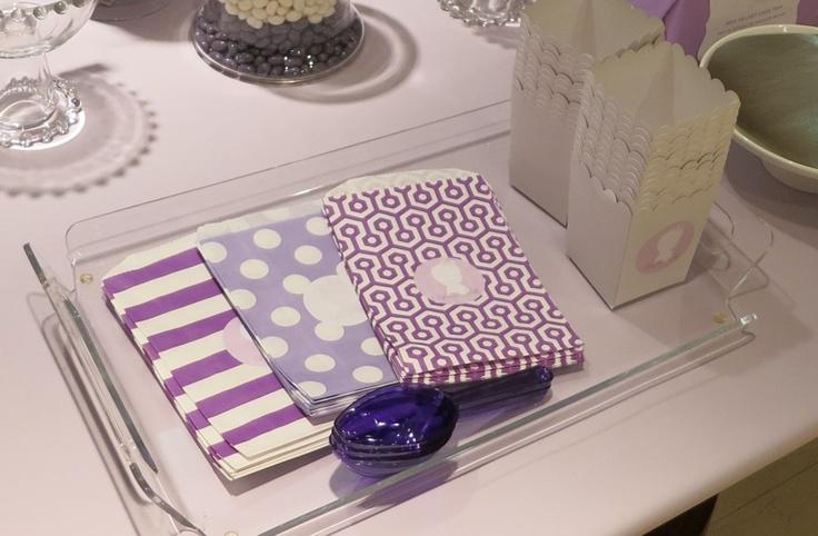candy station, first birthday, purple ombre, gourmaya.tumblr.com