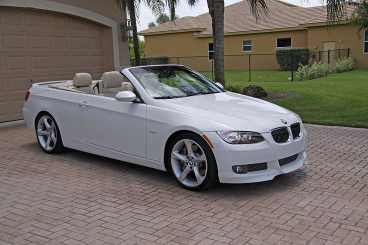 My Next Car: BMW 335i Convertible (probably in red next summer...if we aren't pregnant) ^_^