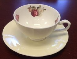 bone china set of 4 8oz cups 6 · Cream Tea CupsDessert PlatesBone ... & 47 best Tea Cups n Dessert Plates images on Pinterest | Dessert ...