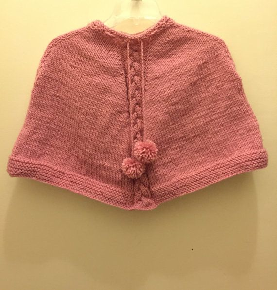 Knitted Capes UK