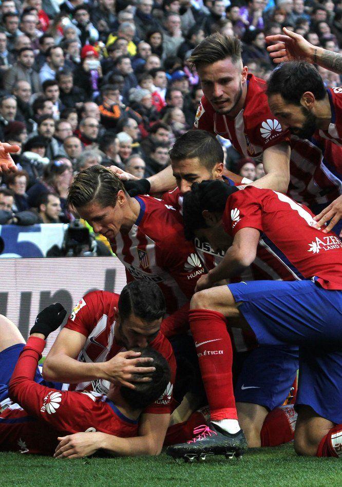 Fotos: Liga BBVA: Real Madrid - Atlético de Madrid, el derbi en imágenes | Deportes | EL PAÍS