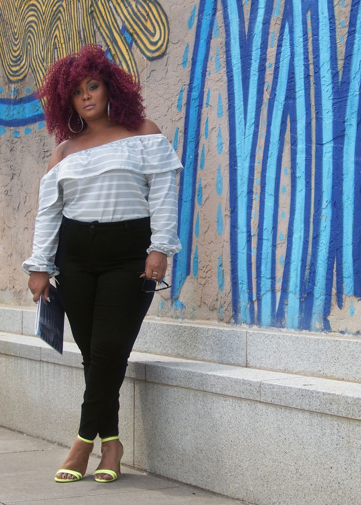 44ba85abf9d My Style: 3 Ways To Rock Black Jeans and My Old Navy Denim Campaign ...