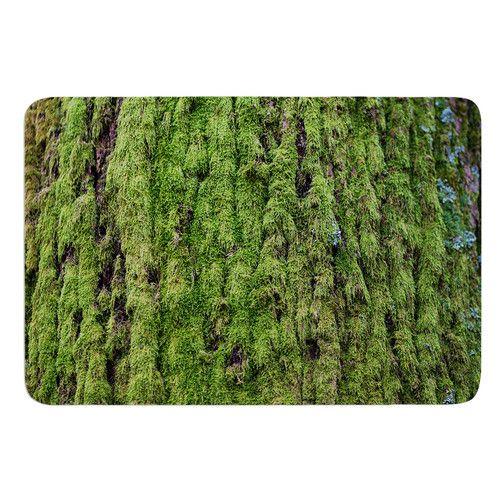 Found it at Wayfair - Emerald Moss by Susan Sanders Bath Mat