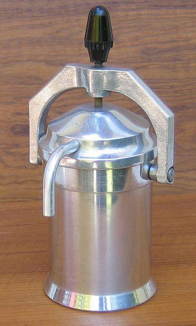 Hungarian Espresso Maker KTSZ