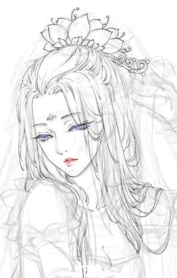 Anime Characters Born On February 7 : 中國風人物 google 搜尋 tattoo female pinterest anime