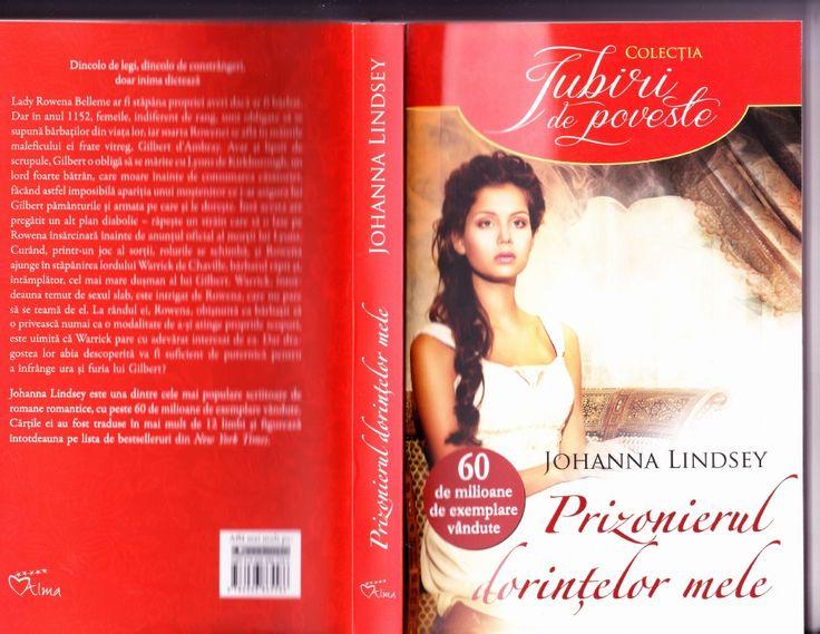 JOHANNA LINDSEY Prizonierul Dorintelor Mele