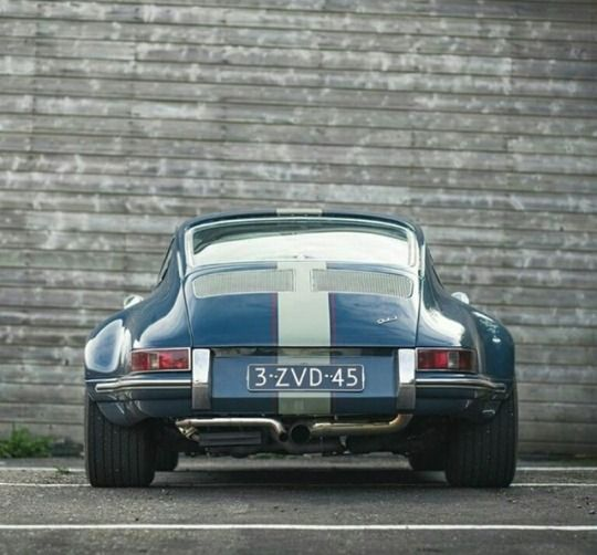 For the Love of All Things German and Air Cooled