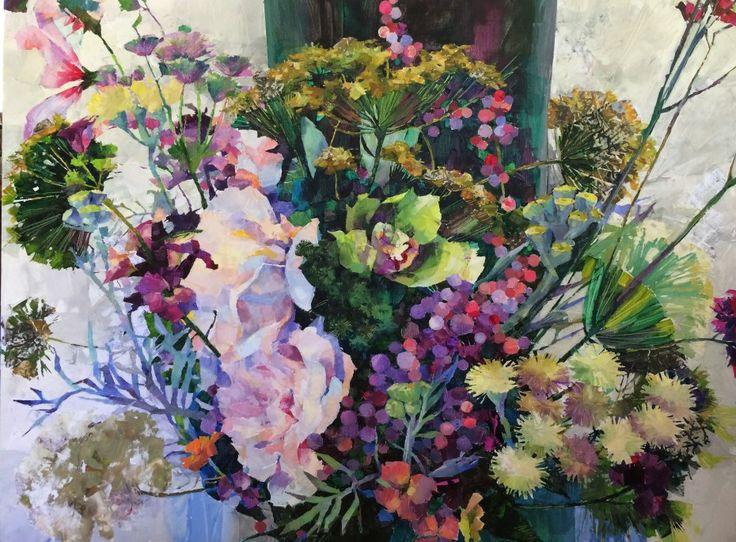 Galina Kim - Bouquet for a Friend 1240x910