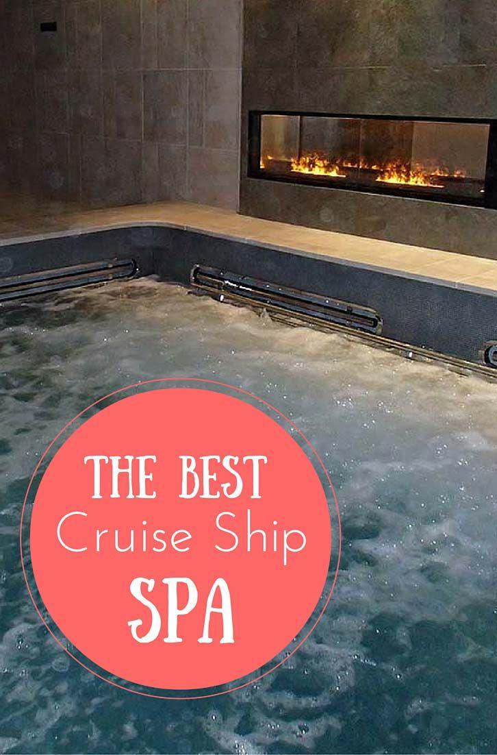 Best Cruise Ship Spa: Viking Cruises' LivNordic Spa on the Viking Star - The Vacation Gals
