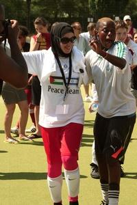 DISCOVER FOOTBALL - Fußballerinnen aus Nordafrika