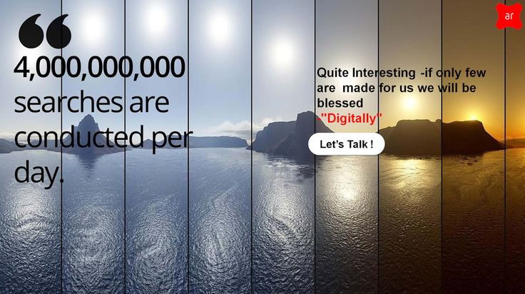 """Quite Interesting - If Only Few Are Made for us we will be Blessed """" #Digitally"""""""