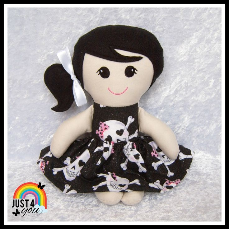 Super cool Little Sister Doll with cute side ponytail & removable skirt.  Great wee dolly   :) http://www.facebook.com/Just4YouNZ
