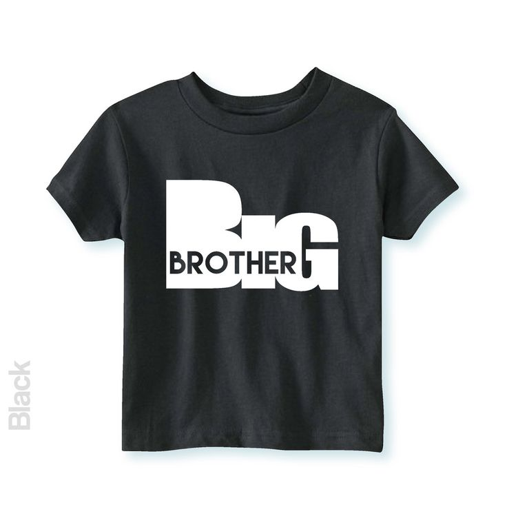Big Brother - Short Sleeve Toddler Tee