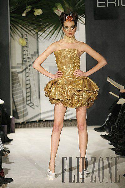 Eric Tibusch Spring-summer 2010 - Couture