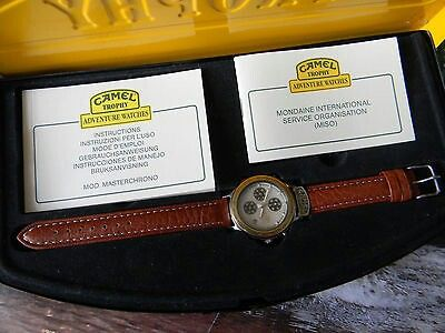 Camel trophy watches
