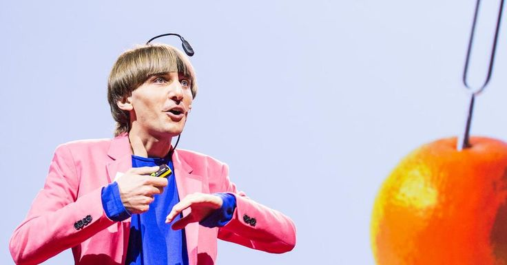 Artist Neil Harbisson was born completely color blind, but these days a device attached to his head turns color into audible frequencies. Instead of seeing a world in grayscale, Harbisson can hear a symphony of color — and yes, even listen to faces and paintings. **