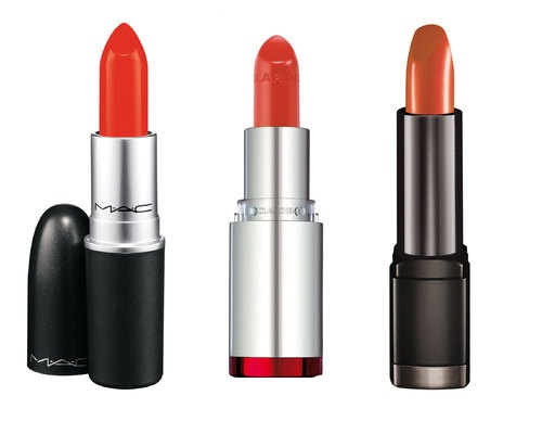 We are so excited that M.A.C lipstick is now available at Shoppers Drug Mart. Try a M.A.C orange shade- our experts are saying it is a fall MUST!