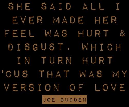 No Church In The Wild - Joe Budden #Relationships