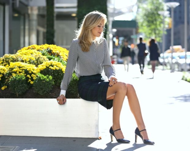 How to Nail Business Casual Beyond the Skirt Suit | http://www.hercampus.com/career/job-advice/how-nail-business-casual-beyond-skirt-suit