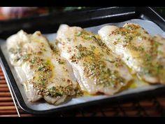 Receta de pescado a la mostaza [Video]   SoyActitud