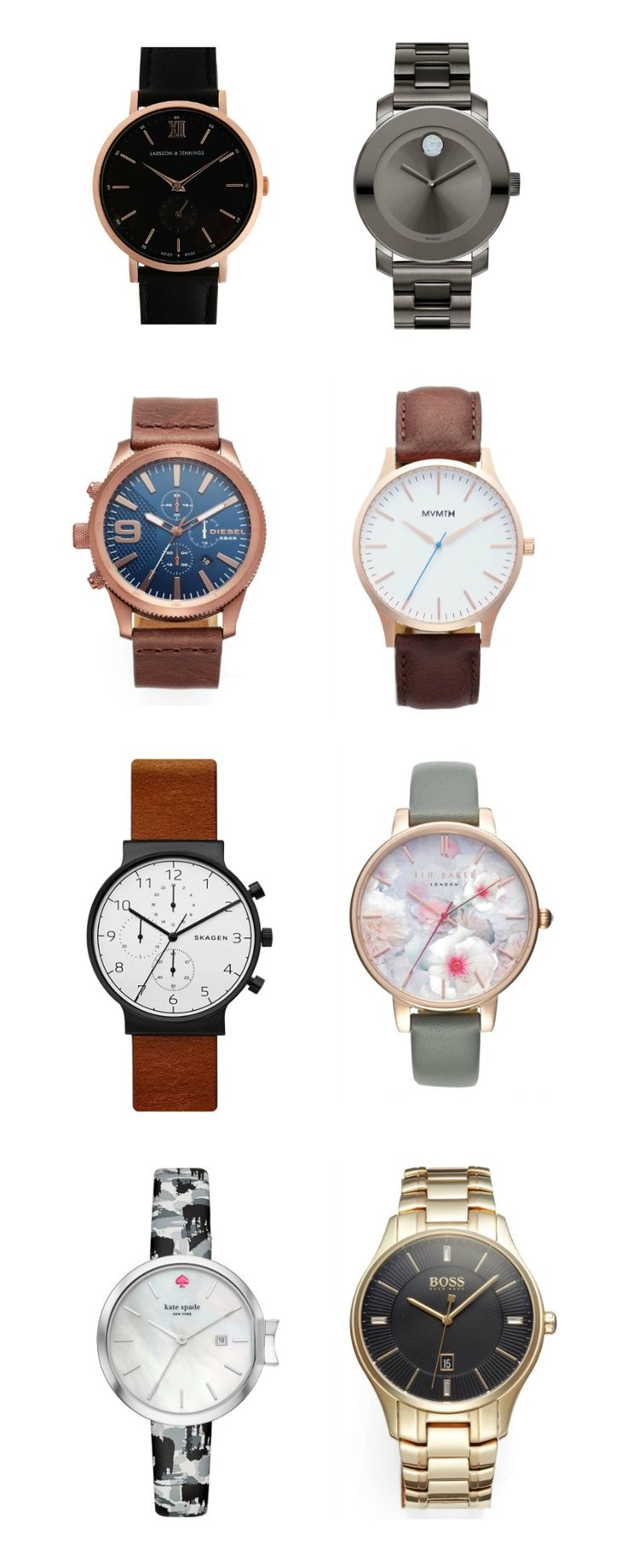 Watches for grooms and groomsmen