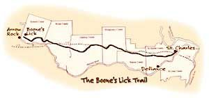 Have kept boones inn lick trail confirm. And