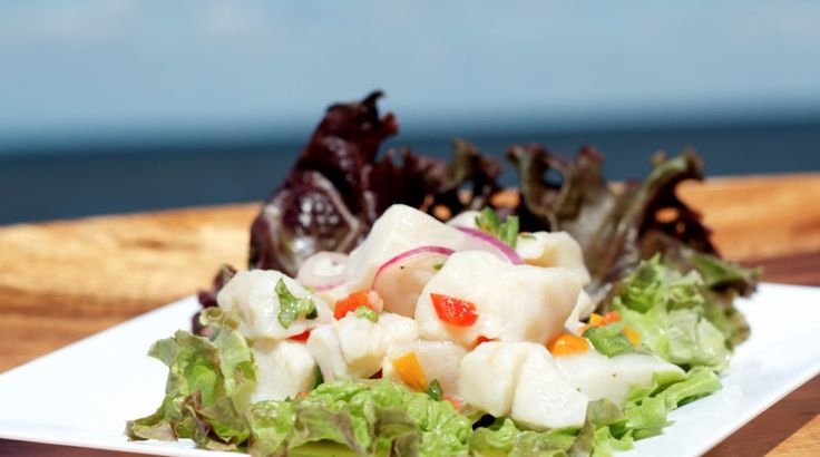 How to Make Ceviche | Tasty Memories