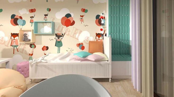 kids room - home - Bobrowiec
