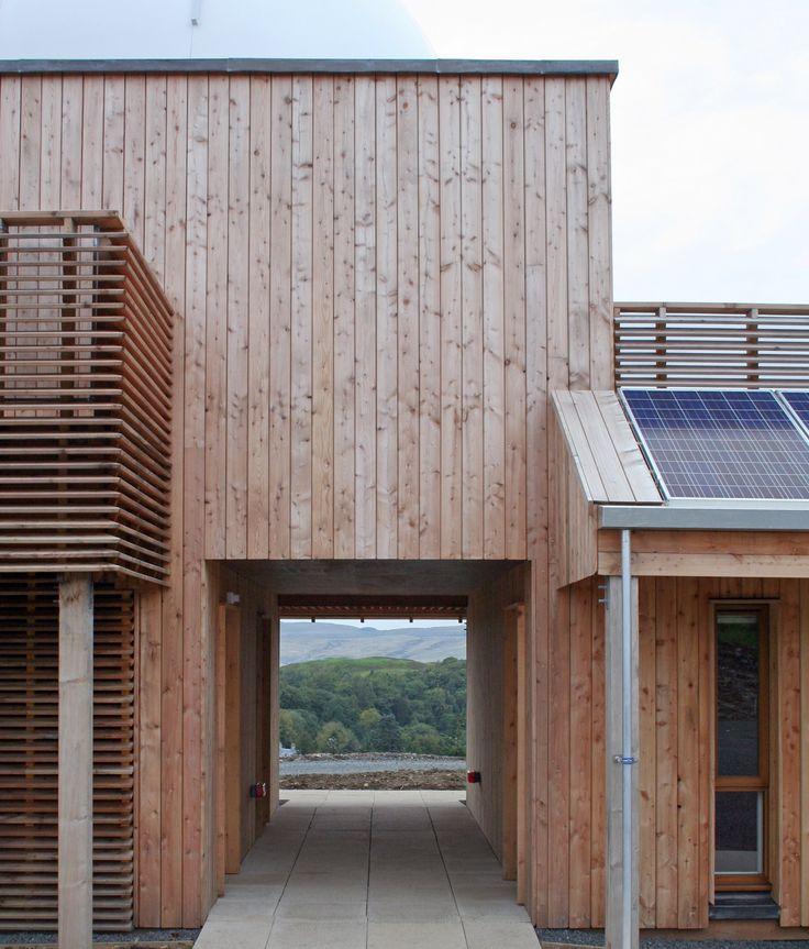 26 best Cladding Details images on Pinterest | Wood facade, Home ...