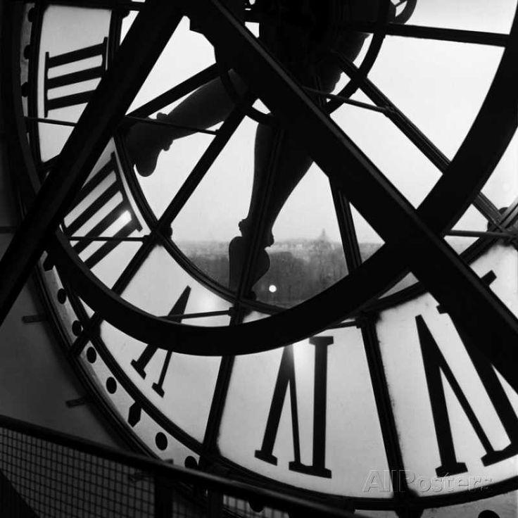 Prague Clock I Photographic Print by Jim Christensen - at AllPosters.com.au