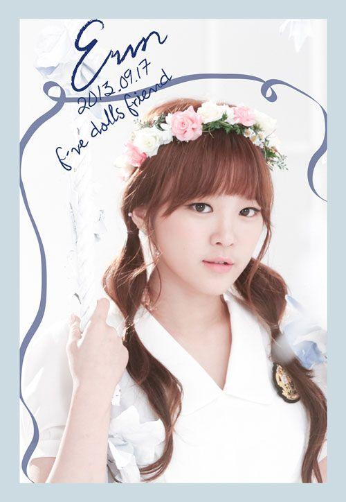 5dolls to show innocent image in comeback mini album 'First Love' ~ Latest K-pop News - K-pop News | Daily K Pop News