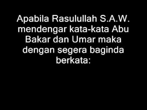 kisah sedih nabi muhammad saw yang nonton pasti nangis