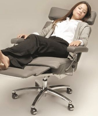 Adele Executive Recliner by Lafer Recliners is an Ergonomic Task Chair and Office Recliner. Adele Executive Recliner Chair features backrest headrest and ...  sc 1 st  Pinterest & Best 25+ Reclining office chair ideas on Pinterest | Recliner ... islam-shia.org