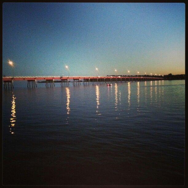 Bribie Bridge @ Dusk