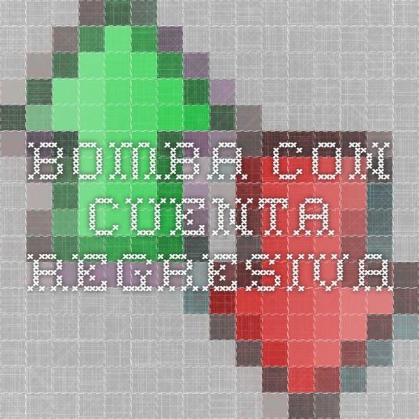 App: Bomba con Cuenta Regresiva