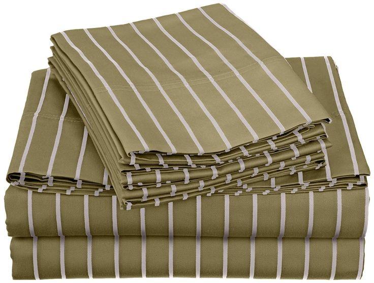 Bahama Cotton Rich 600 Thread Count Sheet Set