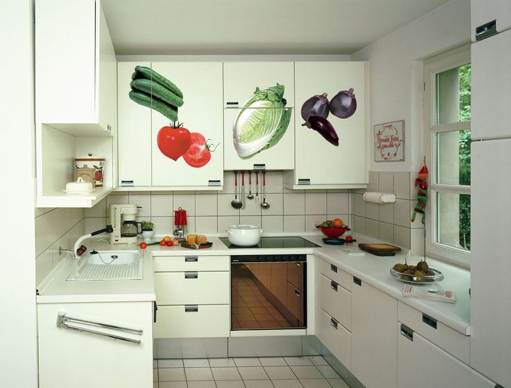 планировка кухни 12