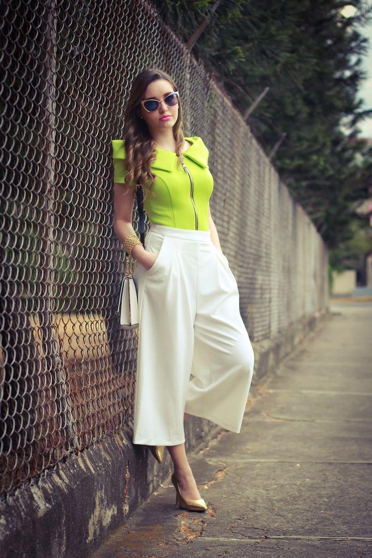 Limonada Fashion : Culottes Trend