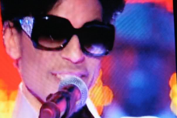 Got any pictures of Prince's smile, especially recently?